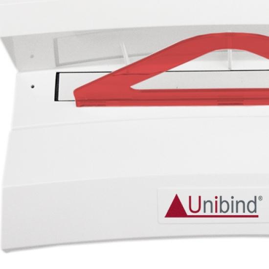 UniBinder 120 (do 220 listů - manuální lis)