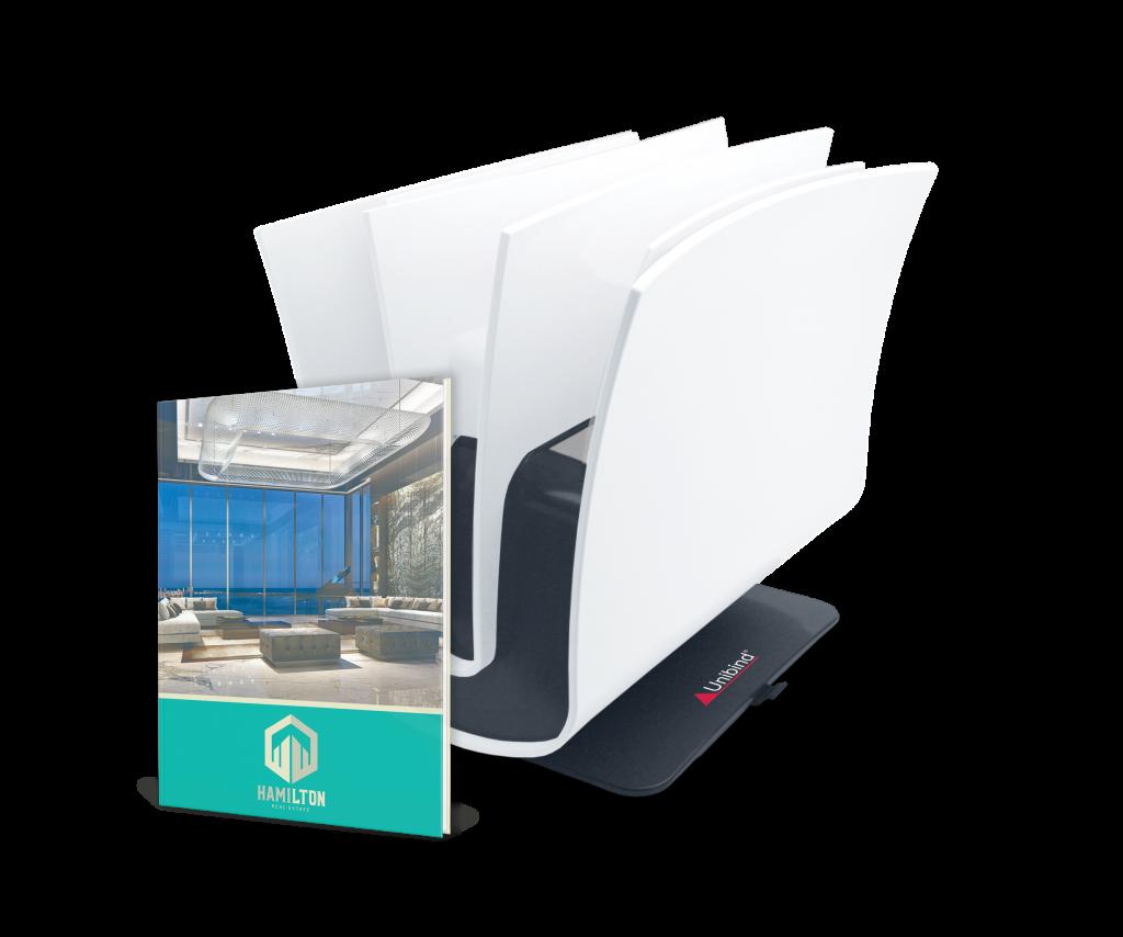 UniBinder 8.2 - (do 340 listů - automatický lis)